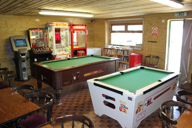Holiday Homes With Games Room In Uk