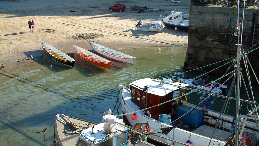 Newquay Harbour Gigs